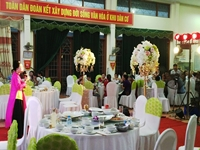 Tổ chức sự kiện tiệc cưới tại phường Phú Lương, Hà Đông, Hà Nội
