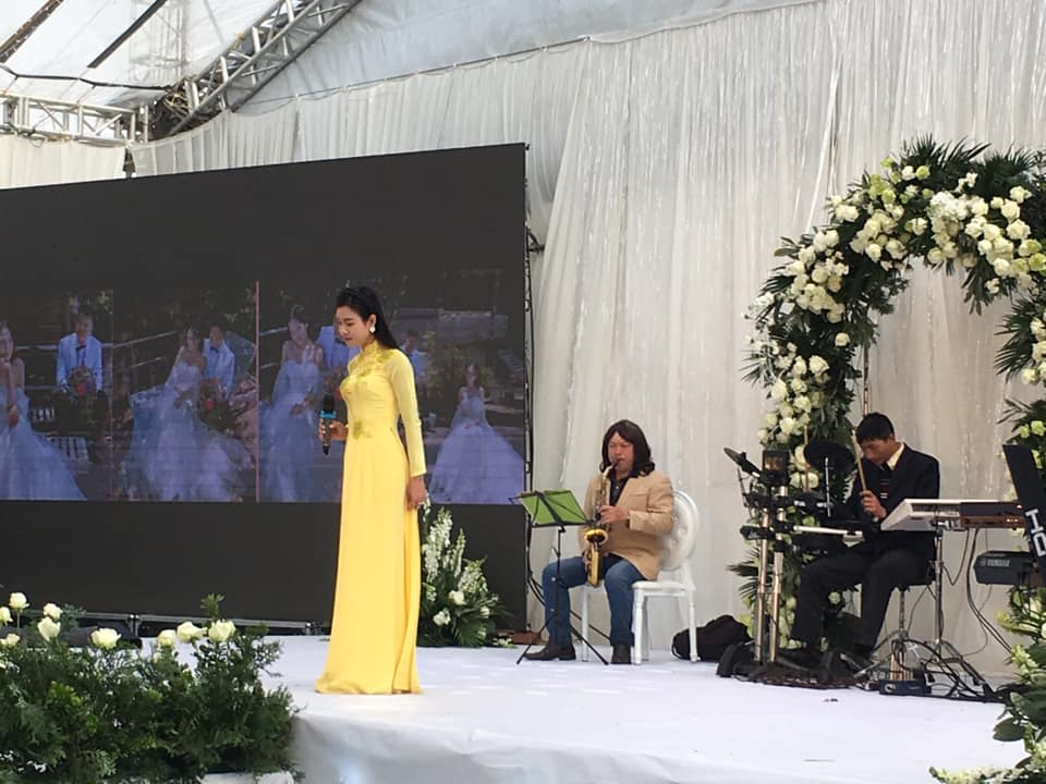 Cho thuê ca sỹ, đàn oogan chuyên nghiệp tại Hà Nội