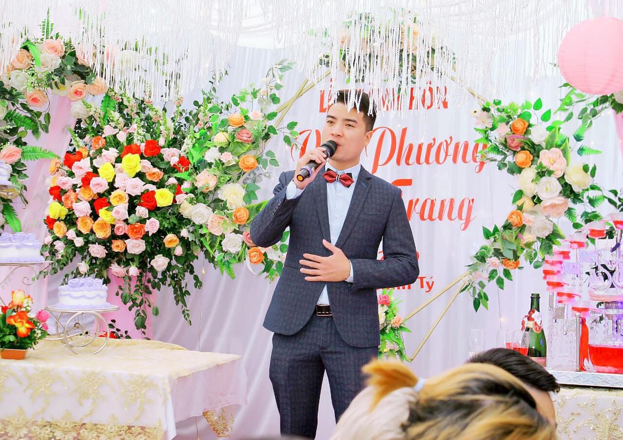 Cho thuê MC đám cưới tại Hà Nội