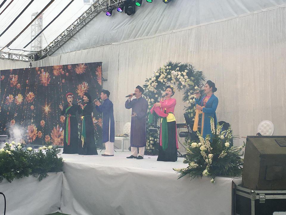 Sự kiện tiệc cưới của Đại gia Hà Đông