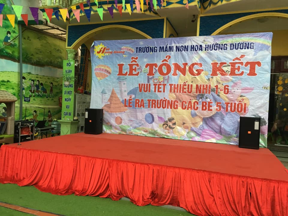 Tổ chức sự kiện tết thiếu nhi 01/6 chuyên nghiệp tại Hà Nội